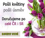 České květiny - online květinářství